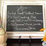 DIY Series: Chalkboards May 2nd 7pm-9pm
