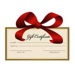 Repurposed & Refined $ 25 Gift Certificate