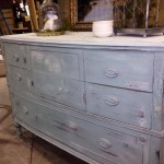 Fabulous Duck Egg Chest